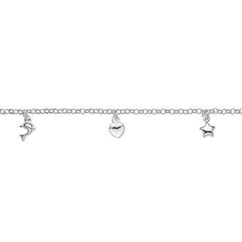 24074b1e7fb Støvring Design sterling sølv armbånd, symbol med blank overflade, model  15190844