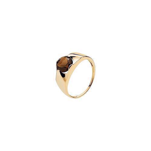 Lund Copenhagen Fashion by Lund Copenhagen 8 kt rødguld, 333 Fingerring blank, model 3077642-05