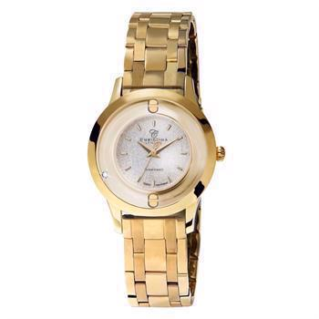 Christina Collection Womens Collect smykke ure forgyldt stål Schweizisk quartz dame smykkeur