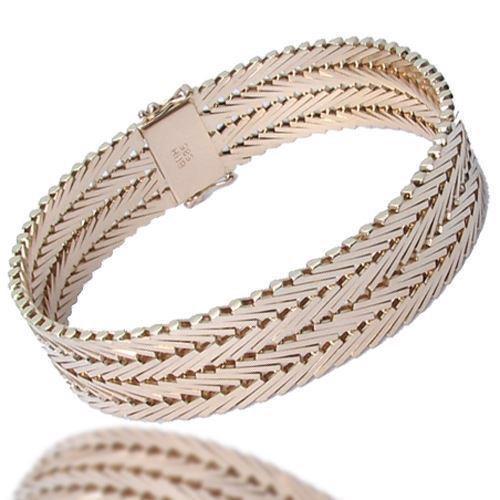 0223b4c2cf0f Geneve armbånd og halskæder i 14 karat massivt guld