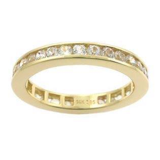 Houmann Alliance bånd 14 karat guld Fingerring blank, model E013792x