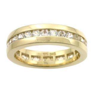 Houmann Alliancebånd 14 karat guld Fingerring, model E013808x