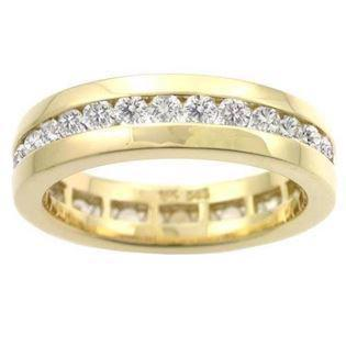 Houmann Alliancebånd 14 karat guld Fingerring blank, model E013812x