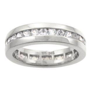 Houmann Alliancebånd 14 karat hvidguld Fingerring blank, model E013816x