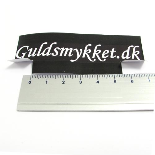 En sikker måde at finde dit ringmål - se den på Guldsmykket.dk