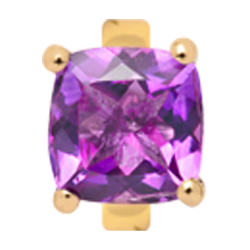 650-G10Amethystp , Christina Collect Amethyst rings