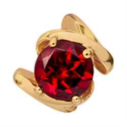 650-G11Garnet , Christina Collect Garnet rings