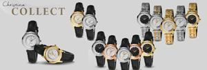 Christina Collect ure - ure du laver til smykke armbånd med ægte ædelsten