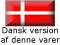 Dansk version af dette produkt