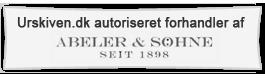 Urskiven.dk er Autoriseret Abeler & Söhne forhandler, din sikkerhed for en god handel