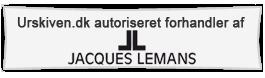 Urskiven.dk er Autoriseret Jacques Lemans forhandler, din sikkerhed for en god handel