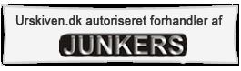 Urskiven.dk er Autoriseret Junkers forhandler, din sikkerhed for en god handel