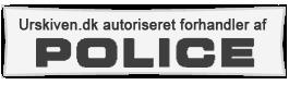 Urskiven.dk er Autoriseret Police forhandler – Italienske mode ure til priser du kan betale