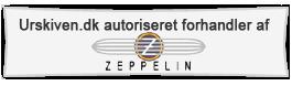 Urskiven.dk er Autoriseret Zeppelin forhandler, din sikkerhed for en god handel