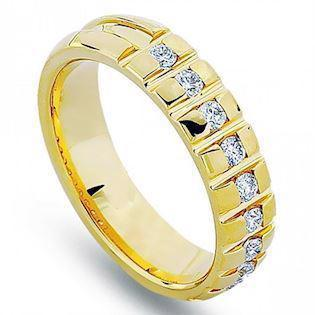 877fcbb5f68 8 karat Guld Fingerringe til Danmarks bedste priser