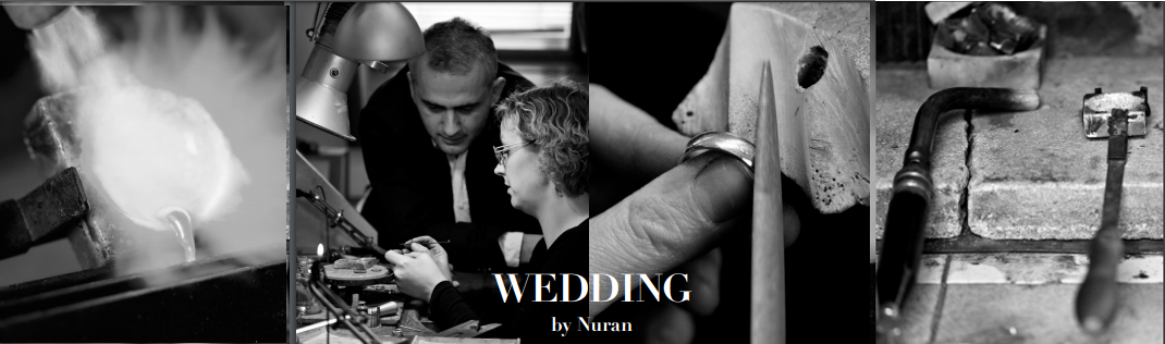 Nuran's handmade weddingrings - your only choise