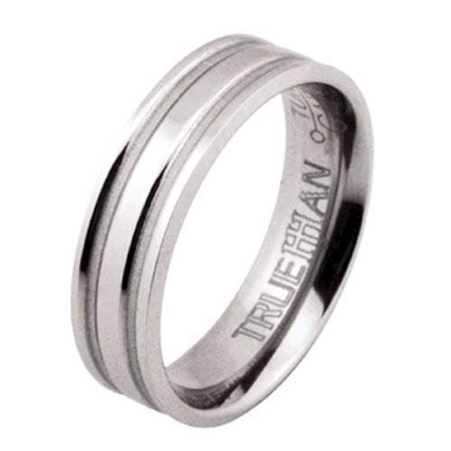 Trueman tungstens fingerring