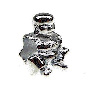 San - Link of joy Mens Jewellery by San sterling sølv charm blank, model 3105