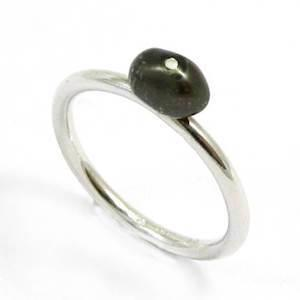 Spinning 925 sterling s�lv fingerring
